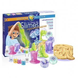 Planet science Slime extraordinario