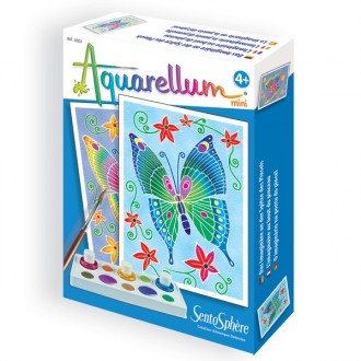 Aquarellum mini mariposas