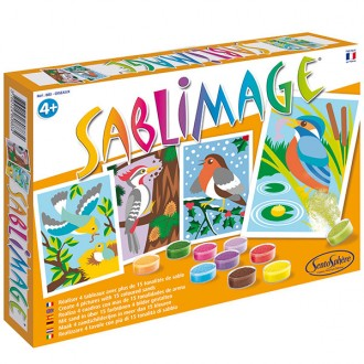 Sablimage pajarito