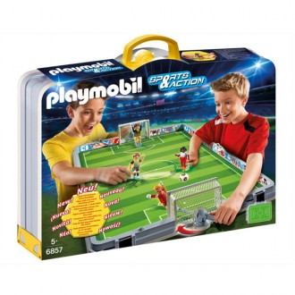 Sports and Action Maleta Campo de Futebol