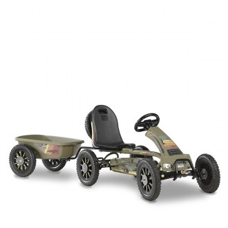 Kart Spider Expedition con remolque