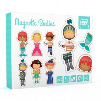 Magnetic Bodies children