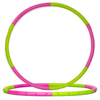 Assembly hula hoop