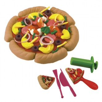 Set plastilina decora la tua pizza