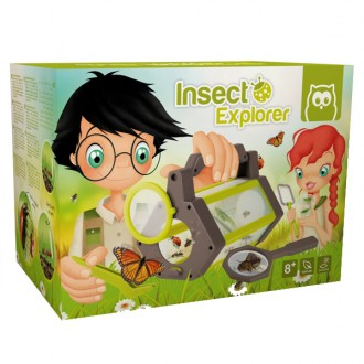Kit explorador de insectos