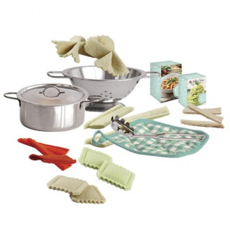 Play set pasta italiana 30 piezas
