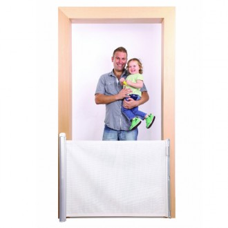 Barrera kiddyguard 80cm x 100cm color blanco
