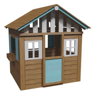 Casita Lollipop XL azul Masgames