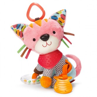 Muñeco juguete bandana buddies kitty