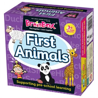 First animals ingles