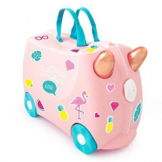 Maleta Trunki Flamingo