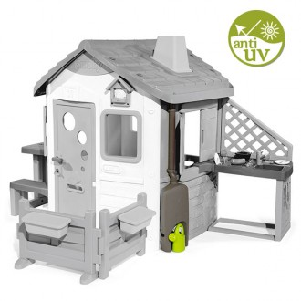 Set di raccolta dell\'acqua per Jura Lodge II di Smoby