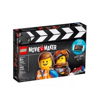 The Lego Movie 2 LEGO Movie Maker 70820