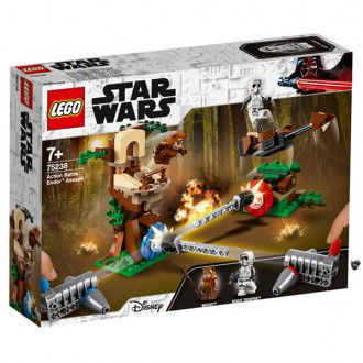 Action Battle: Asalto a Endor LEGO