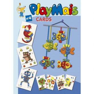 PlayMais libro n.4 cards