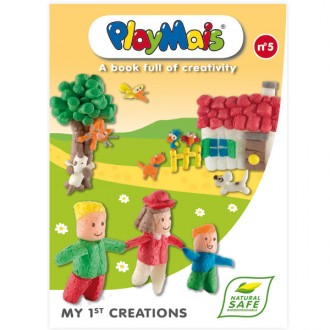 Playmais Libro My first creations nº5