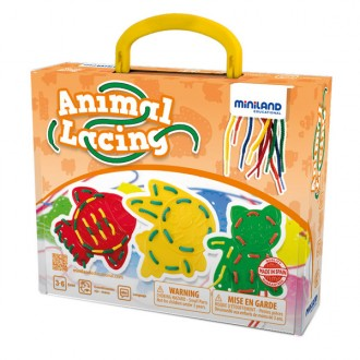 Animal lacing 8 modelos