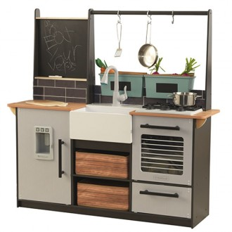 Minicozinha Farm to Table com EZ Kraft assembly