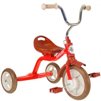 Tricycle Super Touring Red Champion
