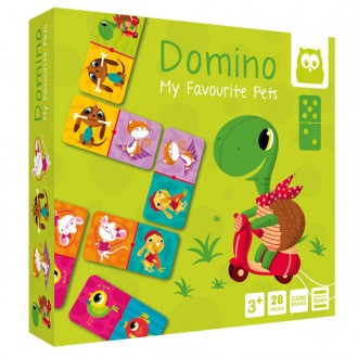 Domino my favourite pets
