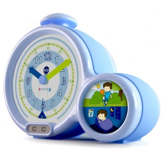 Reloj despertador Kid Sleep Blue
