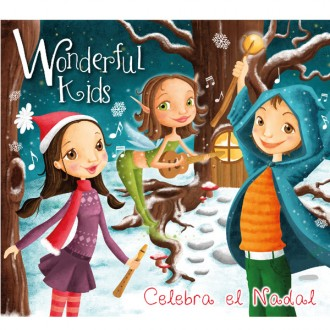 Cd musical wonderful kids natal idioma català