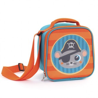 Bolsa porta alimentos Chip the Pirate
