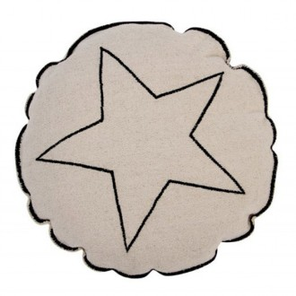 Cojín lavable Round Star