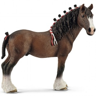 Figura semental Clydesdale