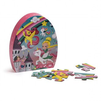 Puzzle Magic Pony 36 piezas