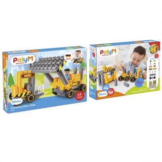 Set de construccion Bulldozer