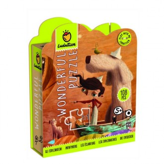 Wonderful Puzzle Os exploradores