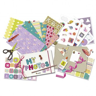 Álbum Wonderful Scrapbook