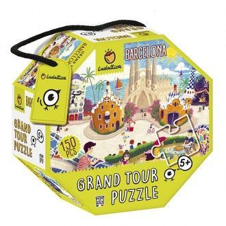 Puzzle grand tour Barcellona
