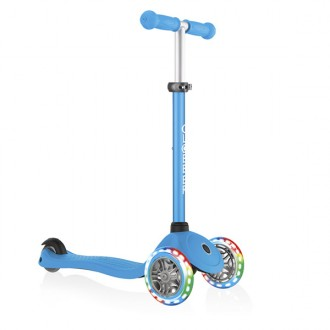 Patinete primo lights sky blue