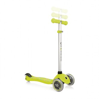 Patinete Primo Starlight lime green