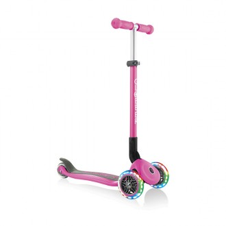 Trotinete PRIMO Lights Deep Rosa