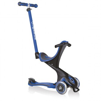 Monopattino GO UP Comfort 5 in 1 navy blue