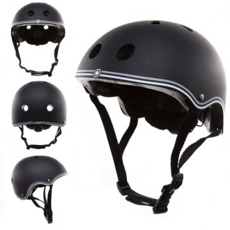 Casco junior nero