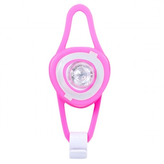 Lanterna led flash light rosa