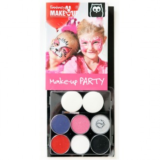 Maquillaje facial Fantasy Make Up