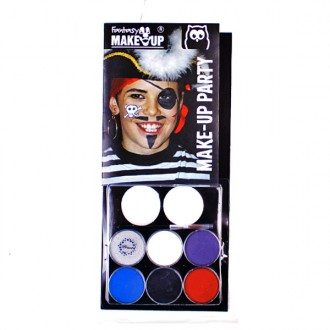Trucco per viso Fantasy Make Up pirates