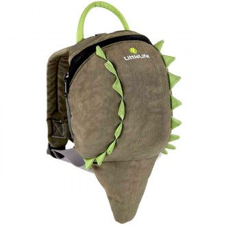 Mochila infantil Crocodile animal toddler daysak