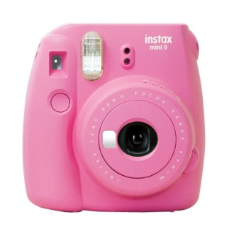 Instax mini 9 rosa flamingo