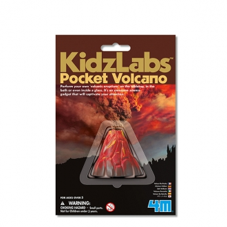 KidzLabs volcán pocket