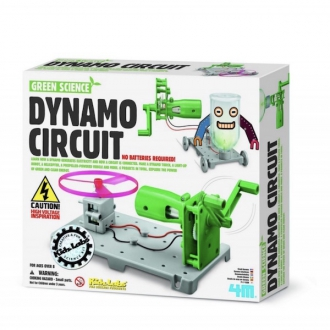 Green Science circuito dinamo 5 en 1