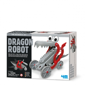 Mechanic Fun robot dragón