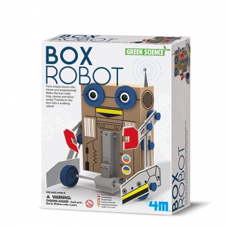 Green Science robot inteligente