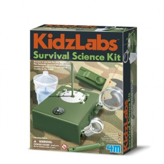 KidzLabs kit de supervivencia