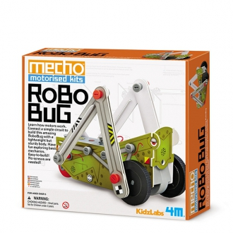 Kits Robobug Motorizados Mecho
